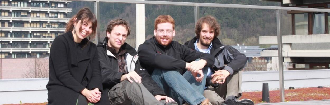 ERBIUM Team in 2010