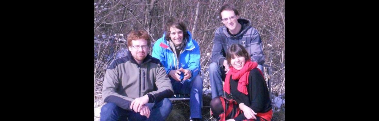 ERBIUM Team in 2011
