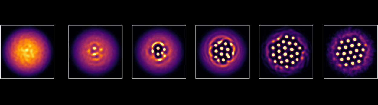 Nonlinear crystal growth