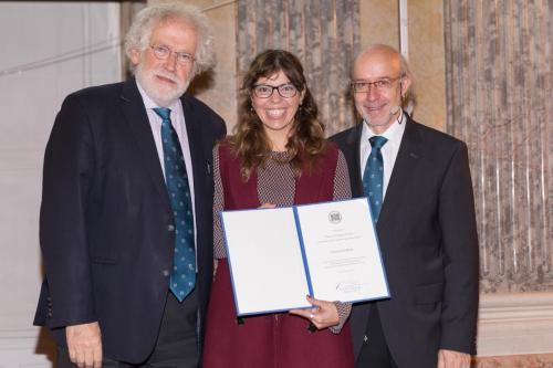 Schroedinger Prize, 2017