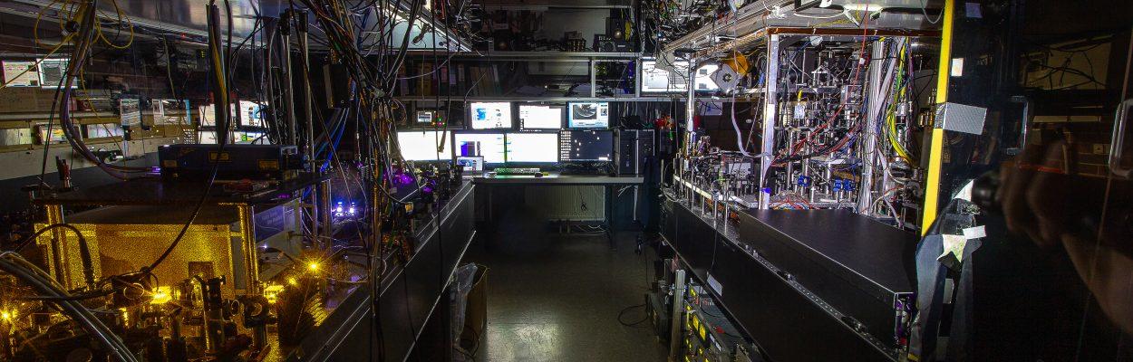 The ERBIUM lab